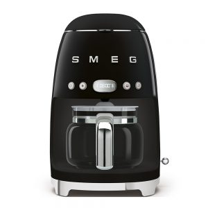 Smeg Drip Coffee Machine Black