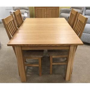 Naples Table & 4 Chairs