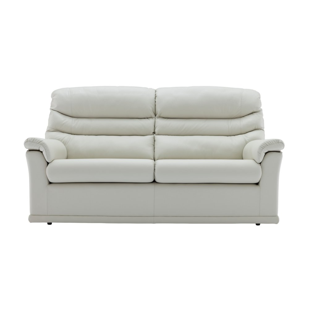 MALVERN 17 3 STR (2 CUSHION) ELEC REC SOFA DBL (L)