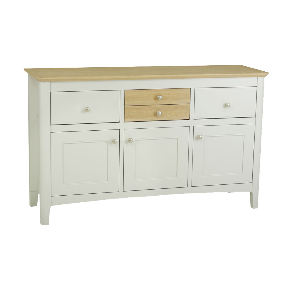 Ariana Sideboard With Oak Detail