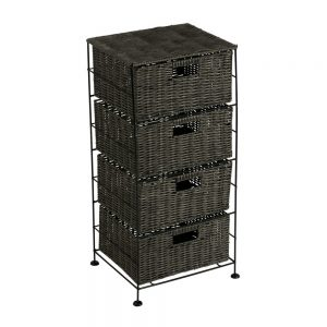 Matteo 4 Drawer Storage Unit