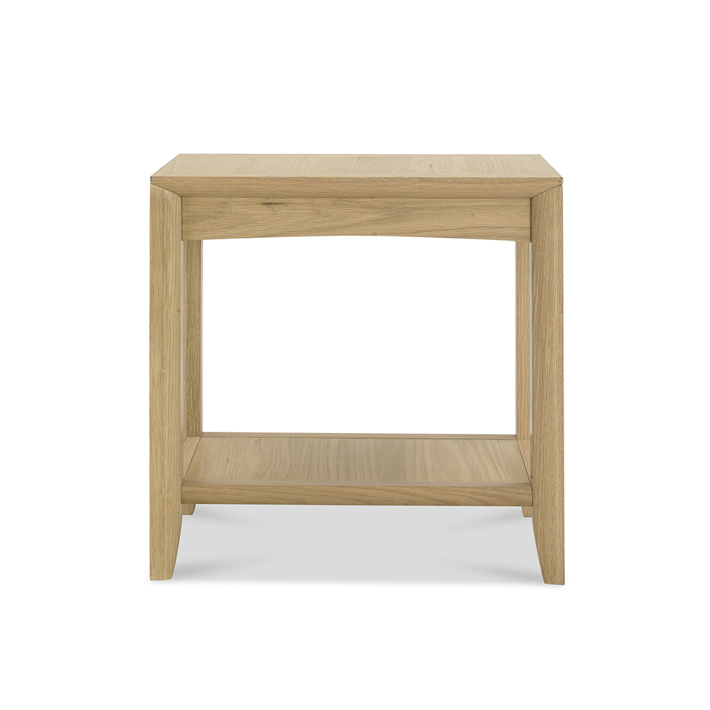 Burnham Side Table Oak