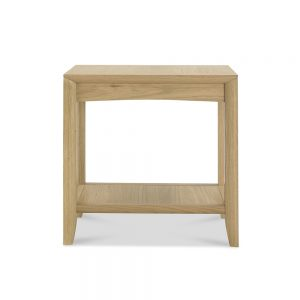 Burnham Lamp Table Oak