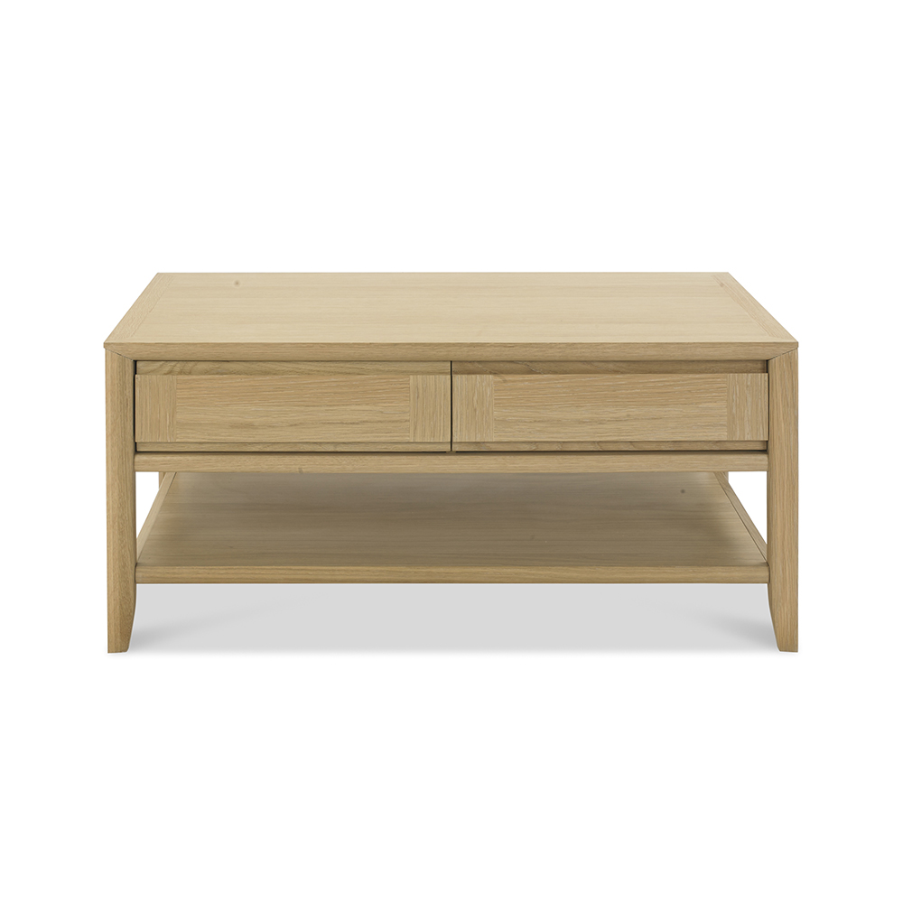 Burnham Coffee Table Oak