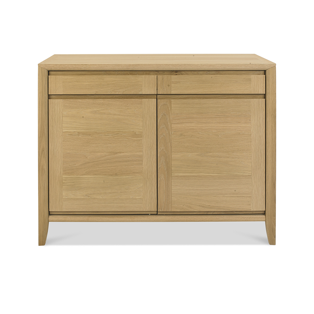 Burnham Narrow Sideboard Oak