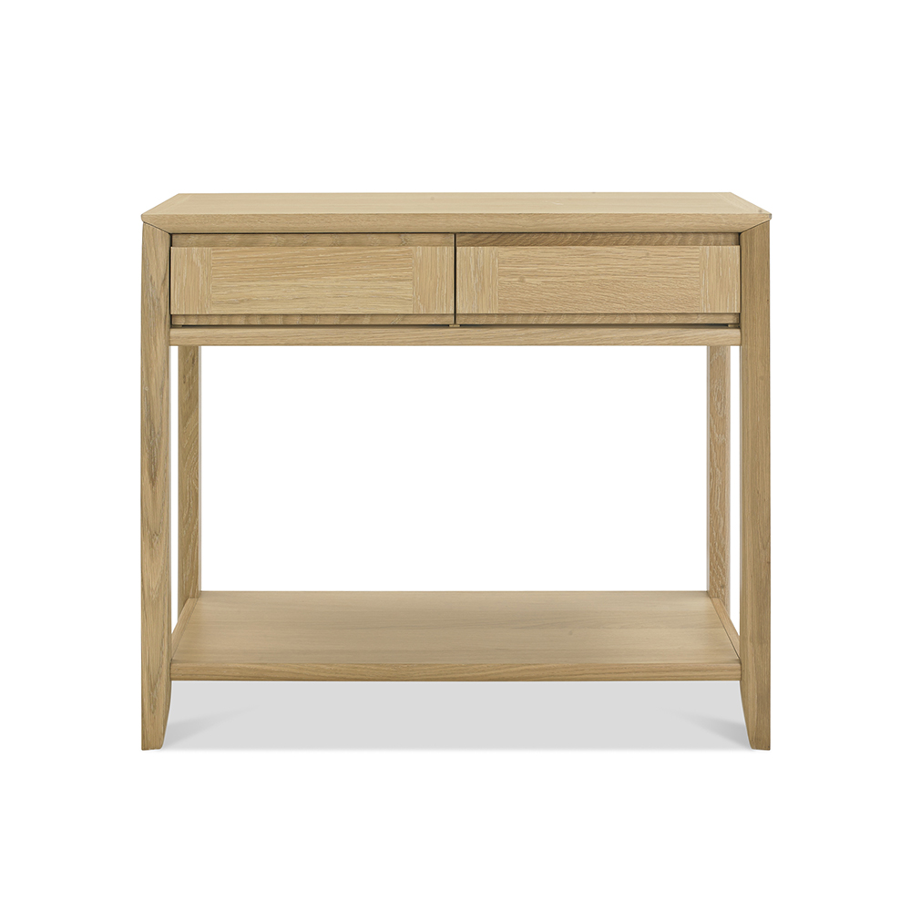 Burnham Console Table Oak