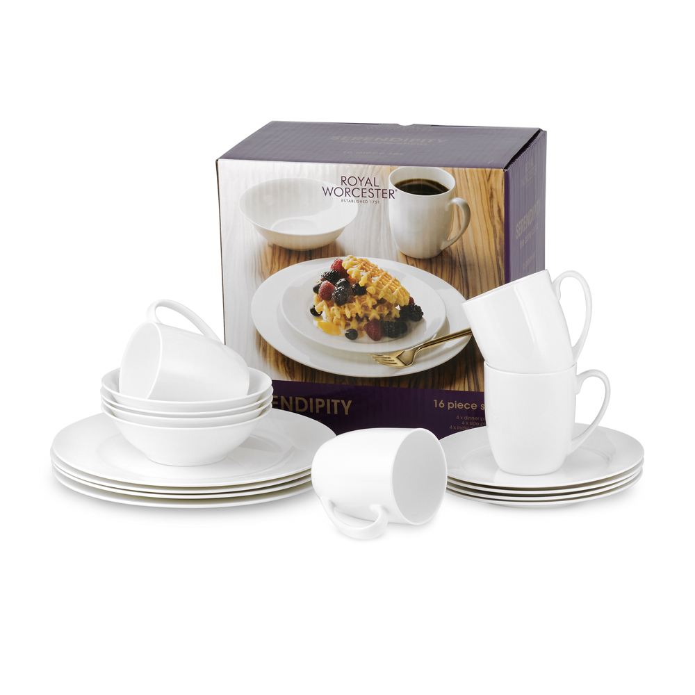 Serendipity Dinner Set 16pc