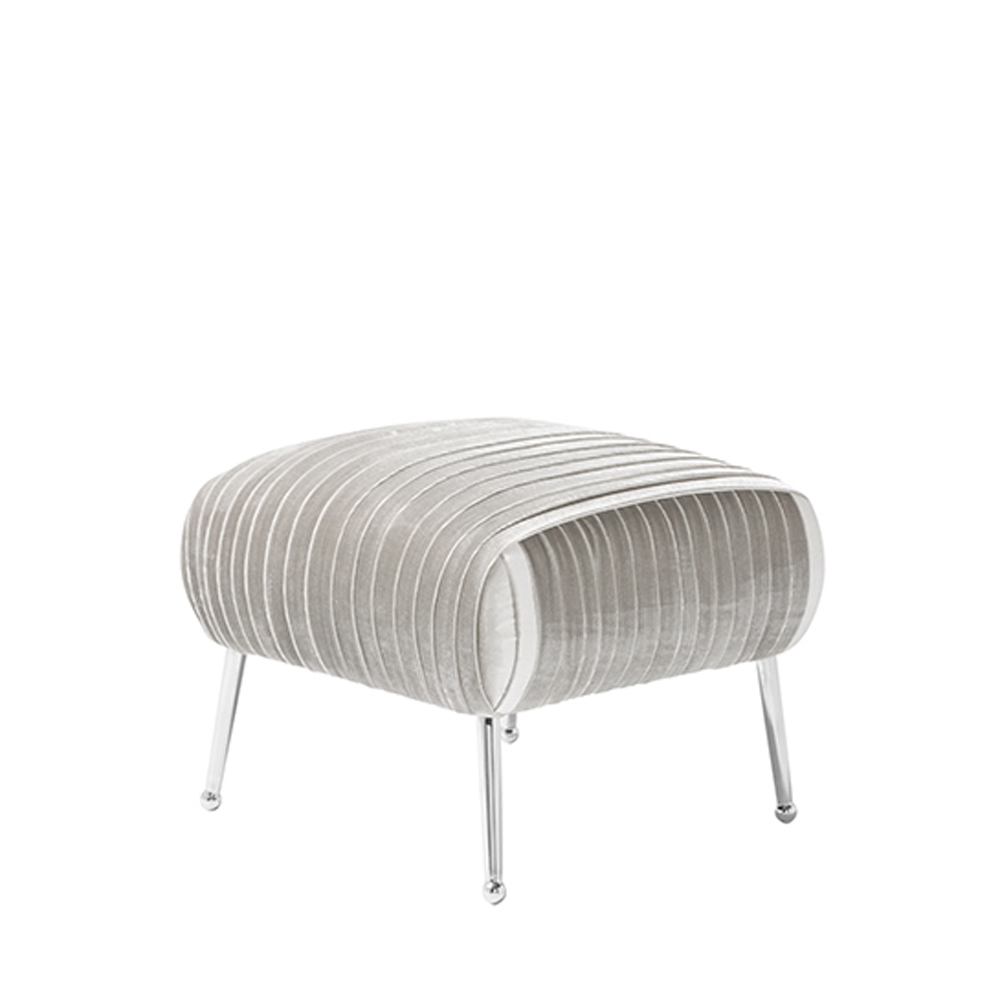 Aaliyah Stool Grey
