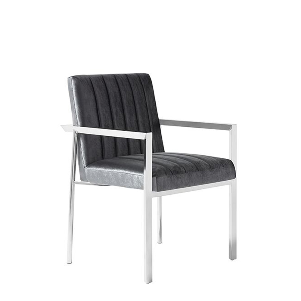 Peyton Accent Chair Charcoal