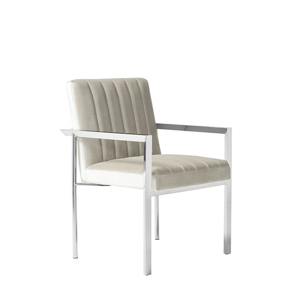 Peyton Accent Chair Grey