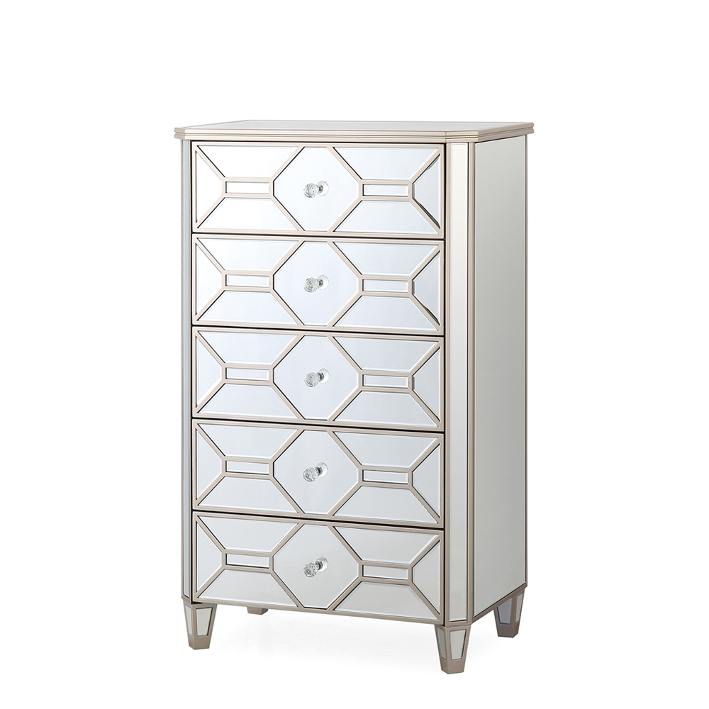 Remy Tall 5 Drawer Chest