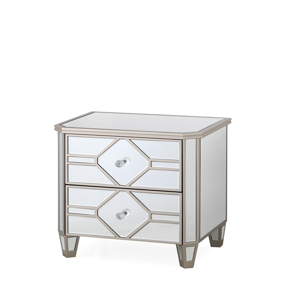 Remy 2 Drawer Night Table