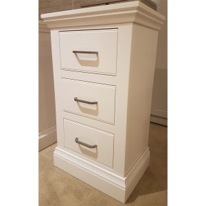Chatsworth Small 3 Drawer Chest