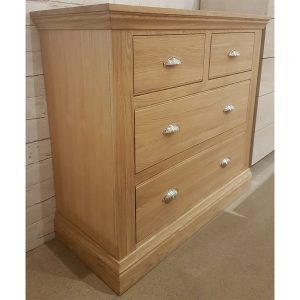 Rochester 2+2 Drawer Chest