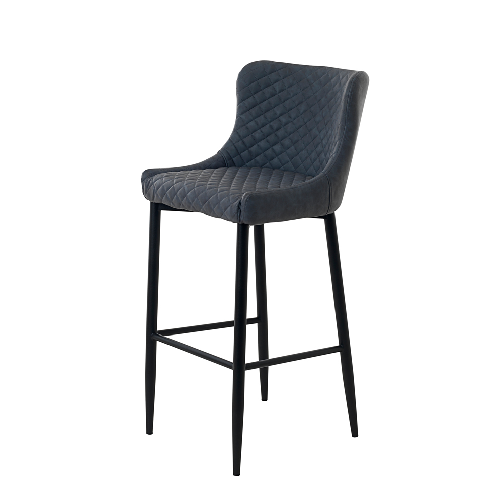 ONTARIO OTT05 BAR STOOL GREY PU