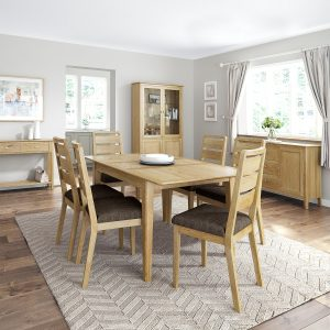 Avon Extending Table & 4 Chairs