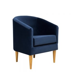 Stuart Jones Vermont Chair Indigo
