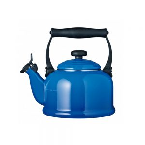 Le Creuset Traditinal Kettle Marseille Blue