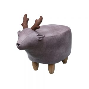 Oliver The Reindeer Footstool