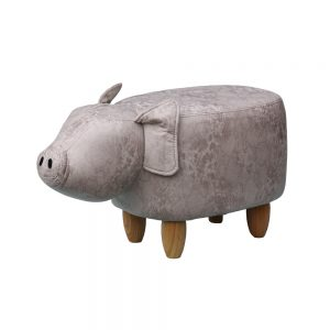 Perry The Pig Footstool