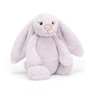 Bashful Bunny Lavender Medium