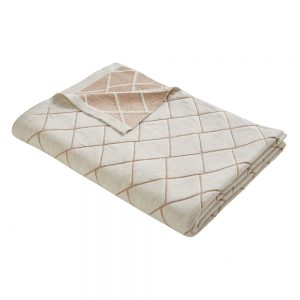 Tess Daly Diamante Knit Throw 130x170cm