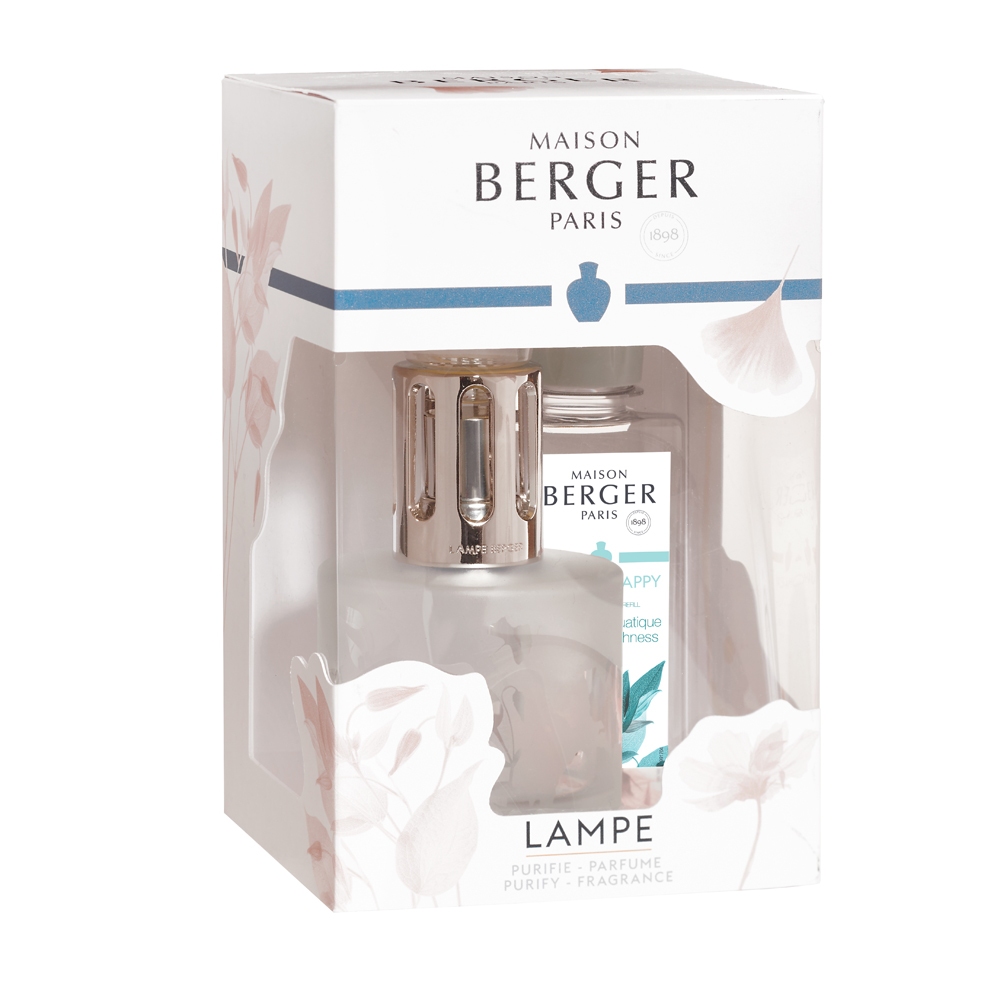 Aroma Happy Lampe Berger Gift Pack