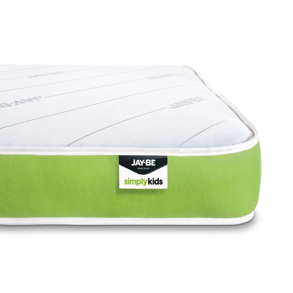 Jaybe Simply Kids Anti Allergy Open Coil Mattress