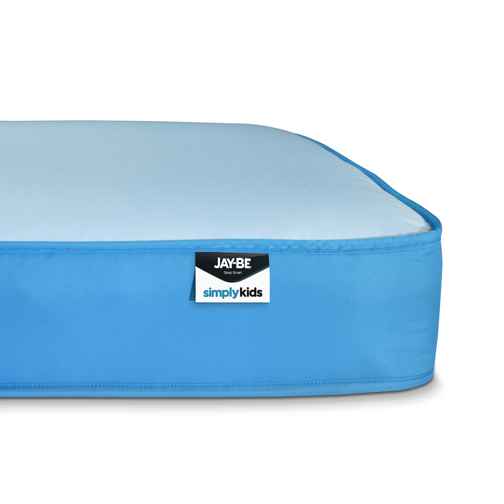 Jaybe Simply Kids Waterproof Anti Microbial Mattress