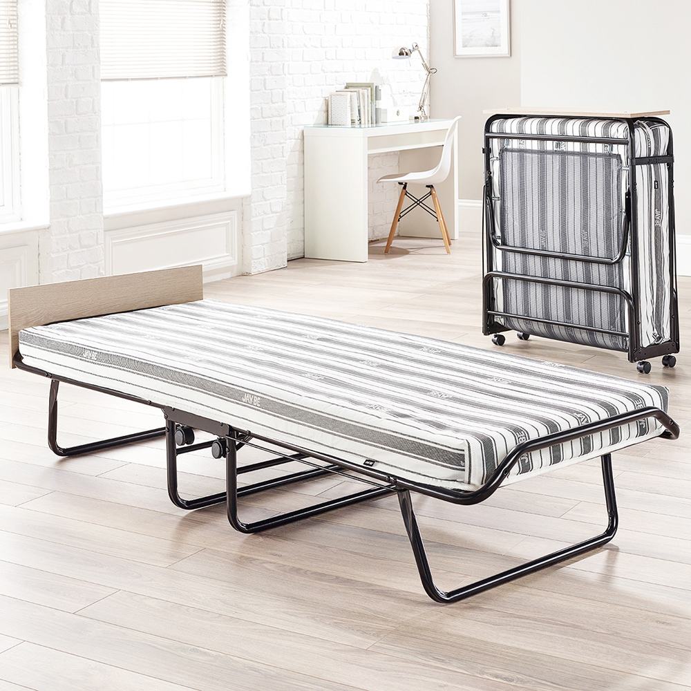 Jaybe Supreme Single Folding Bed & Airflow Mattress