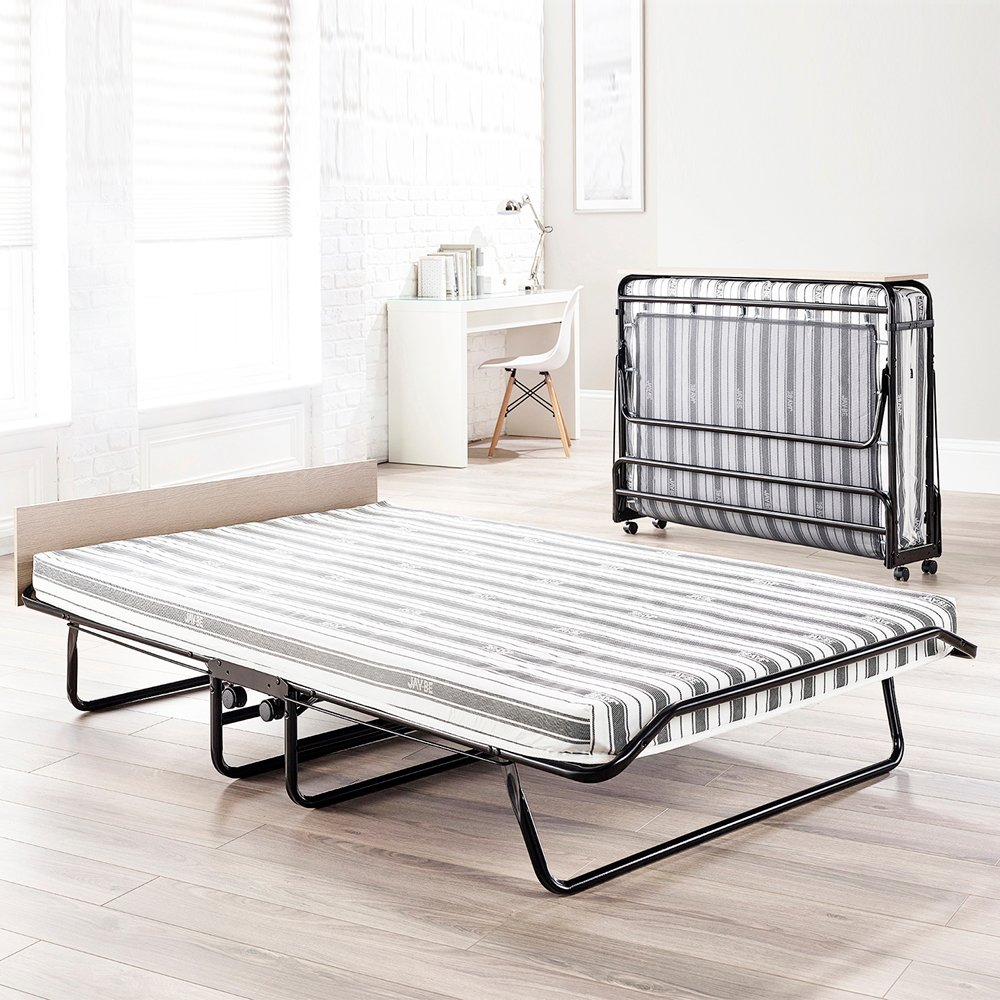 Jaybe Supreme Small Double Folding Bed & Airflow Mattress