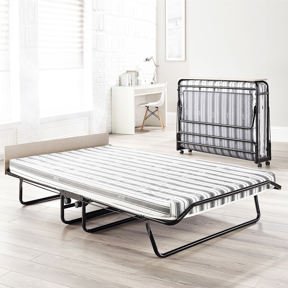 - Jaybe Supreme Small Double Folding Bed & Airflow Mattress • Glasswells