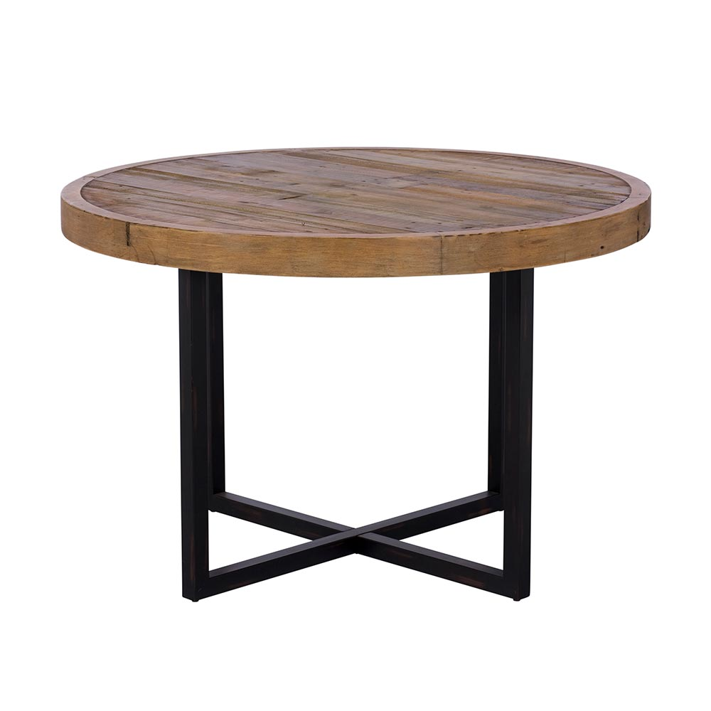 Nicco 120cm Round Dining Table