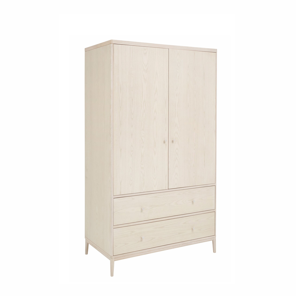 Salina 2 Door Wardrobe