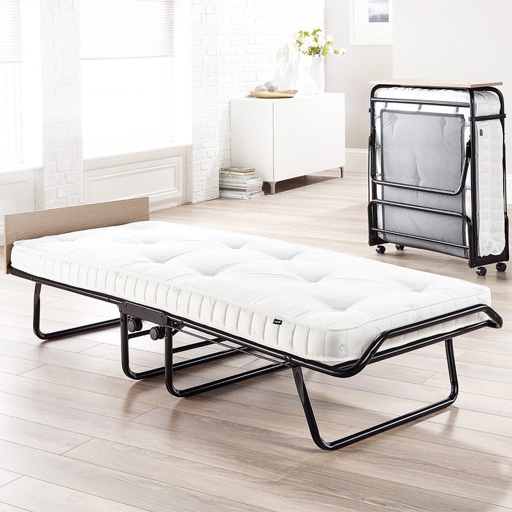 Jaybe Supreme Single Folding Bed & Pocket Spring Mattress