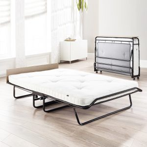 Jaybe Supreme Small Double Folding Bed & Pocket Spring Mattress