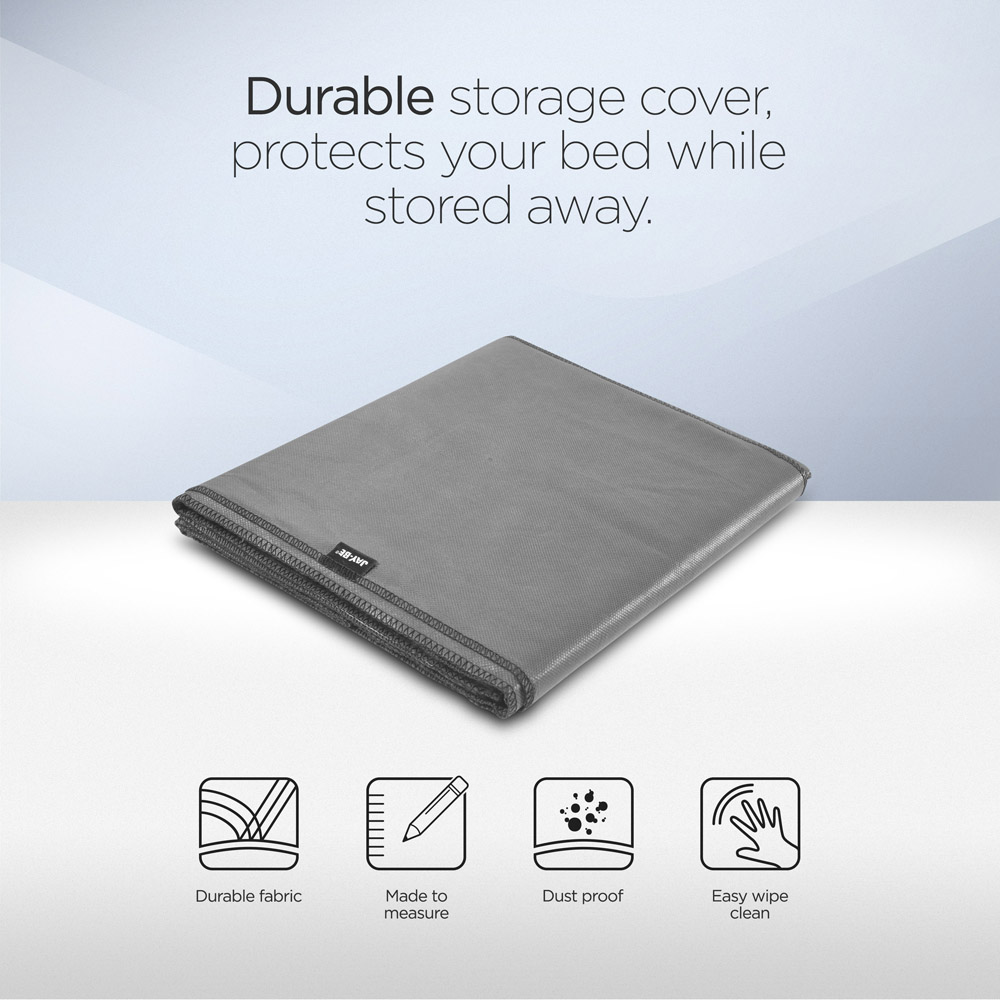 Jaybe Supreme Single Folding Bed Dust Cover