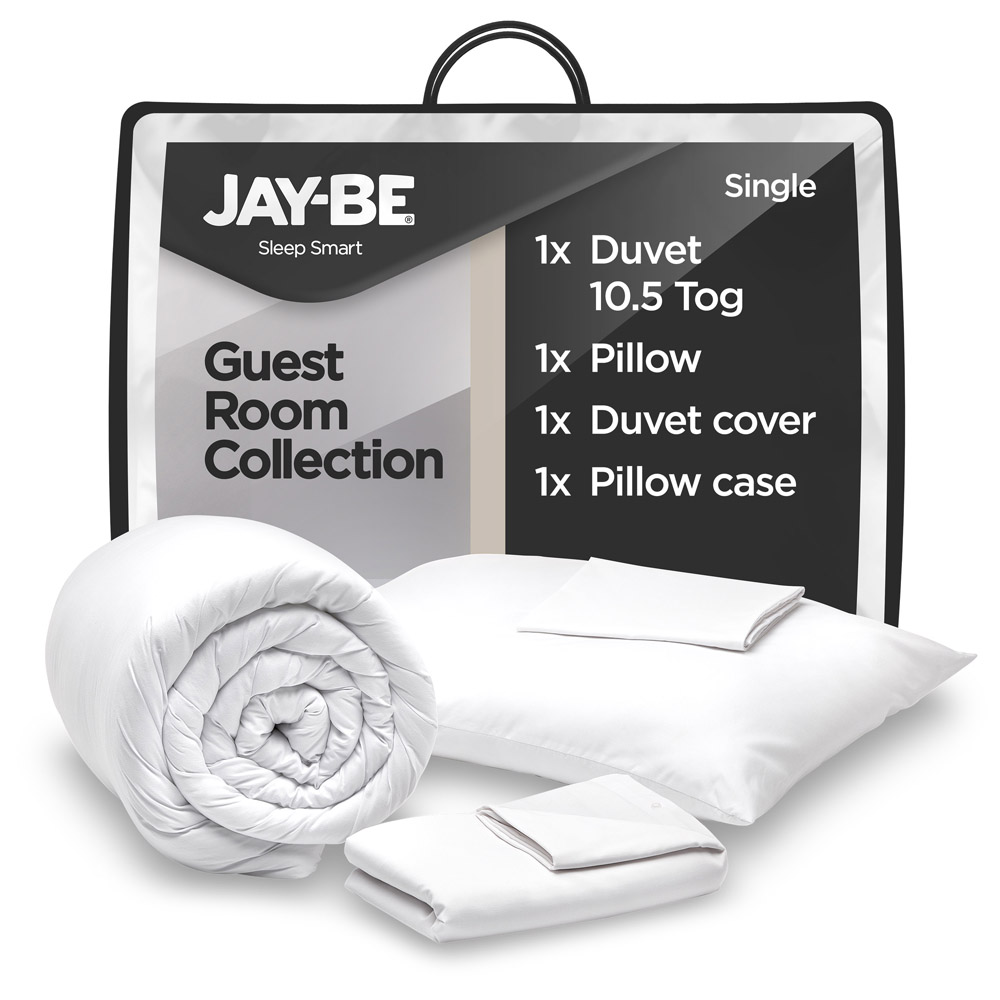 Jaybe Single Guest Room Bedding Set
