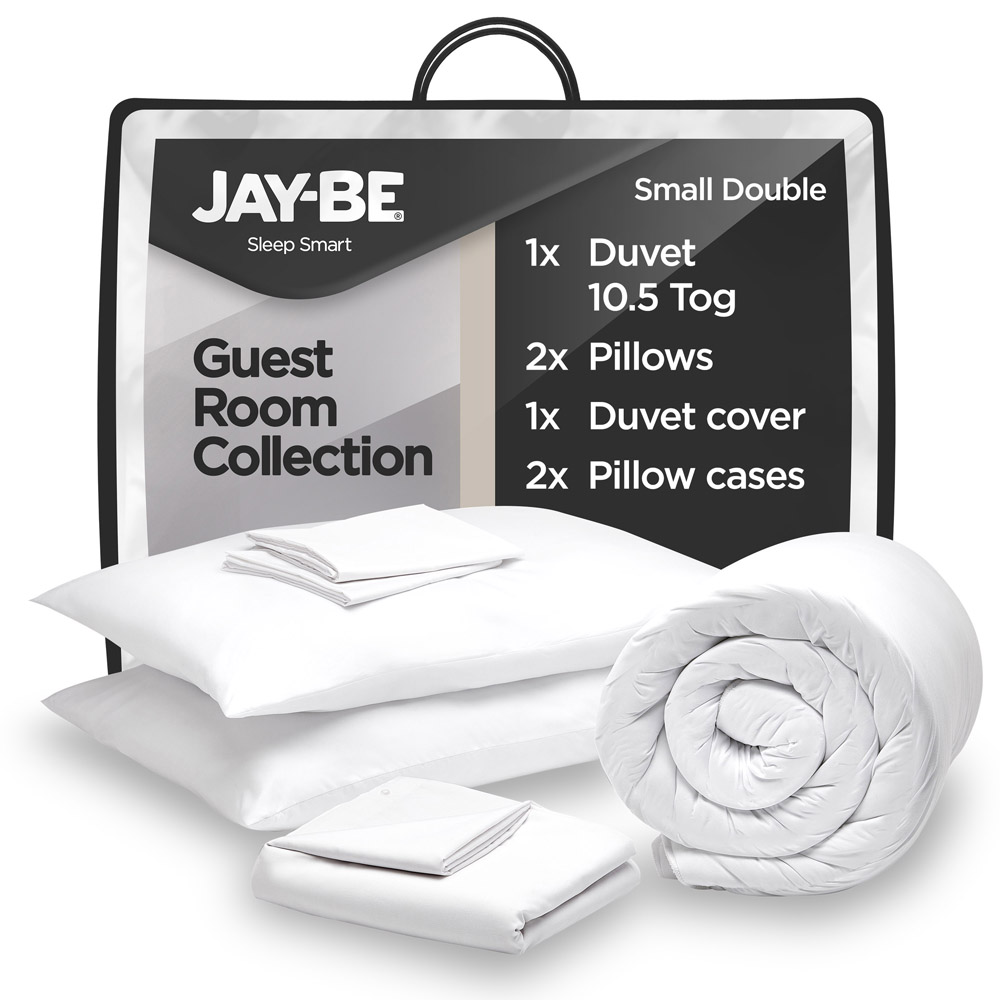 Jaybe Small Double Guest Room Bedding Set