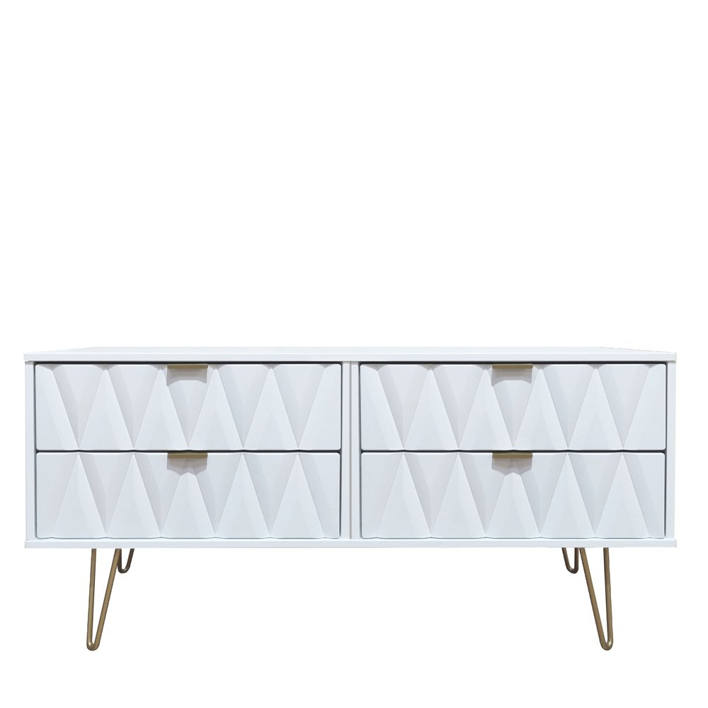Deco 4 Drawer Bed Box