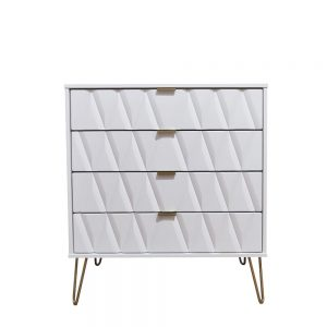 Deco 4 Drawer Chest