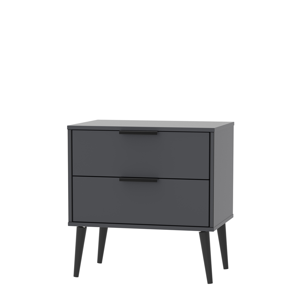 Harper 2 Drawer Midi Chest