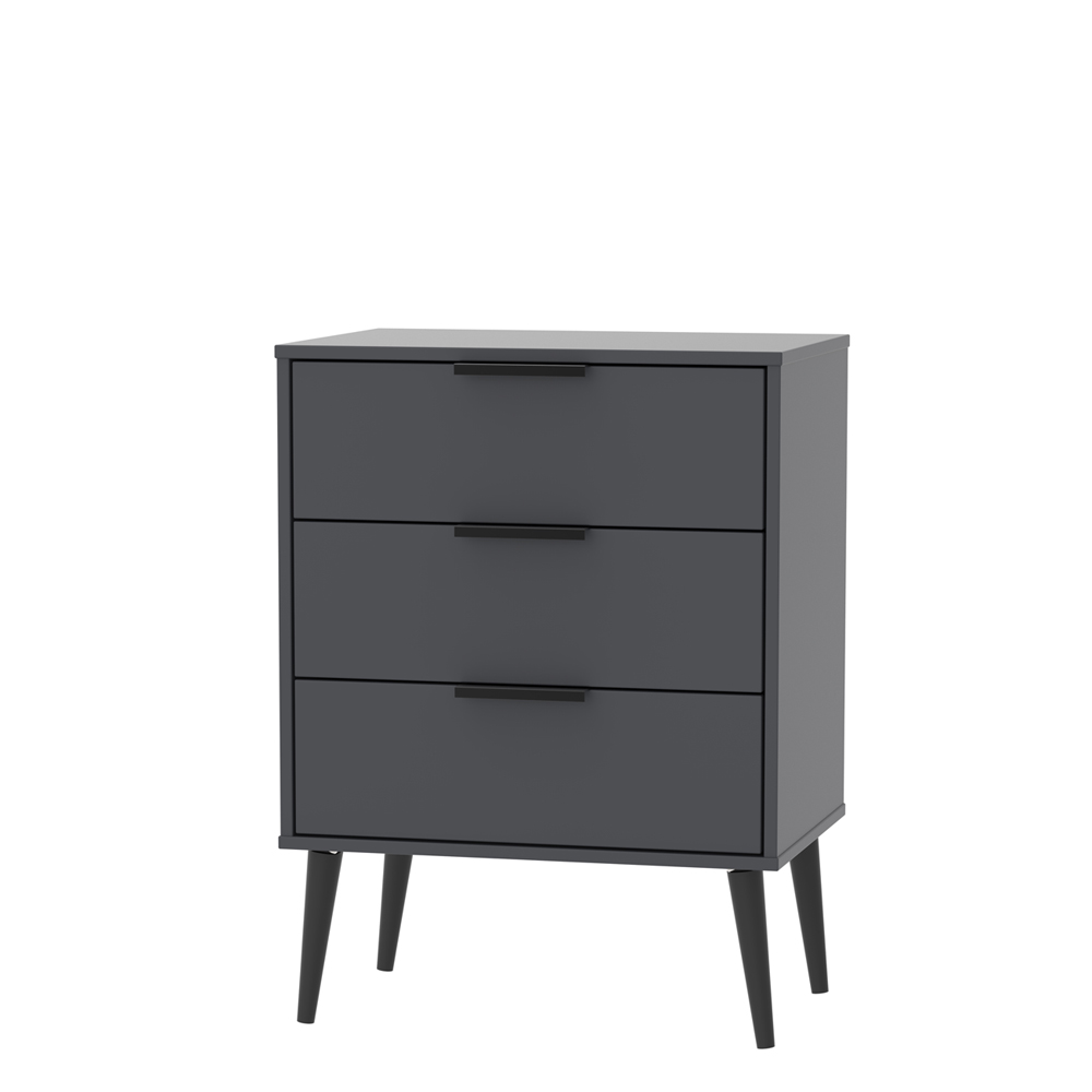 Harper 3 Drawer Midi Chest