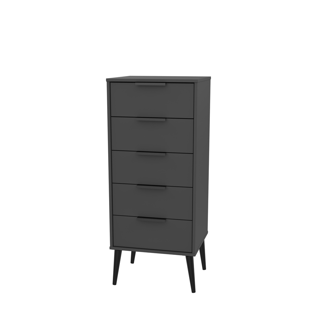 Harper 5 Drawer Locker