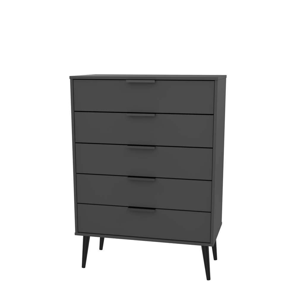 Harper 5 Drawer Chest