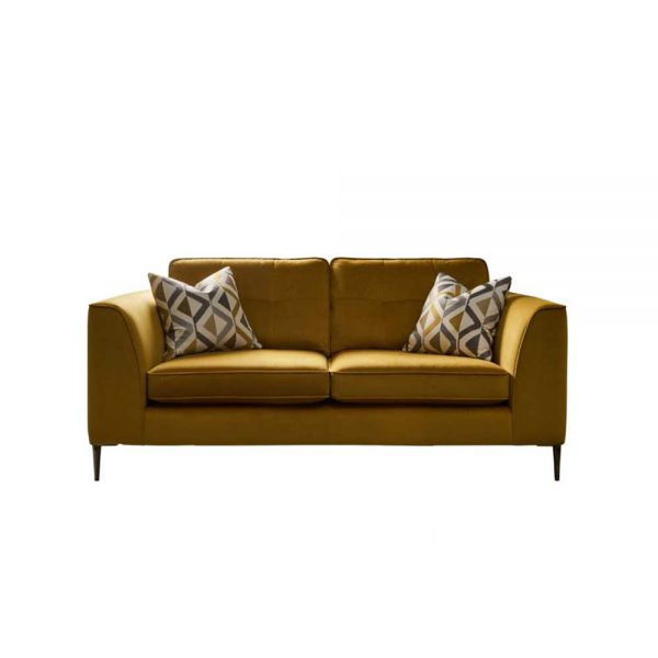 LONDON SMALL STD BACK SOFA- FABRIC (B)