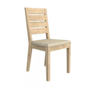 Brittany Dining Chair Oak