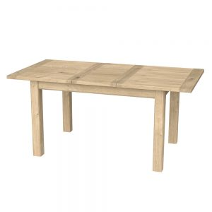 Brittany Extending Dining Table Oak