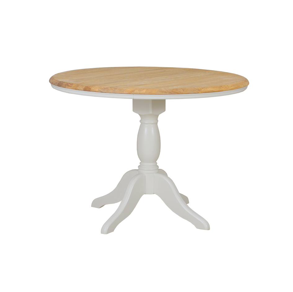 Stag Crompton Premier Round Fixed Top Table