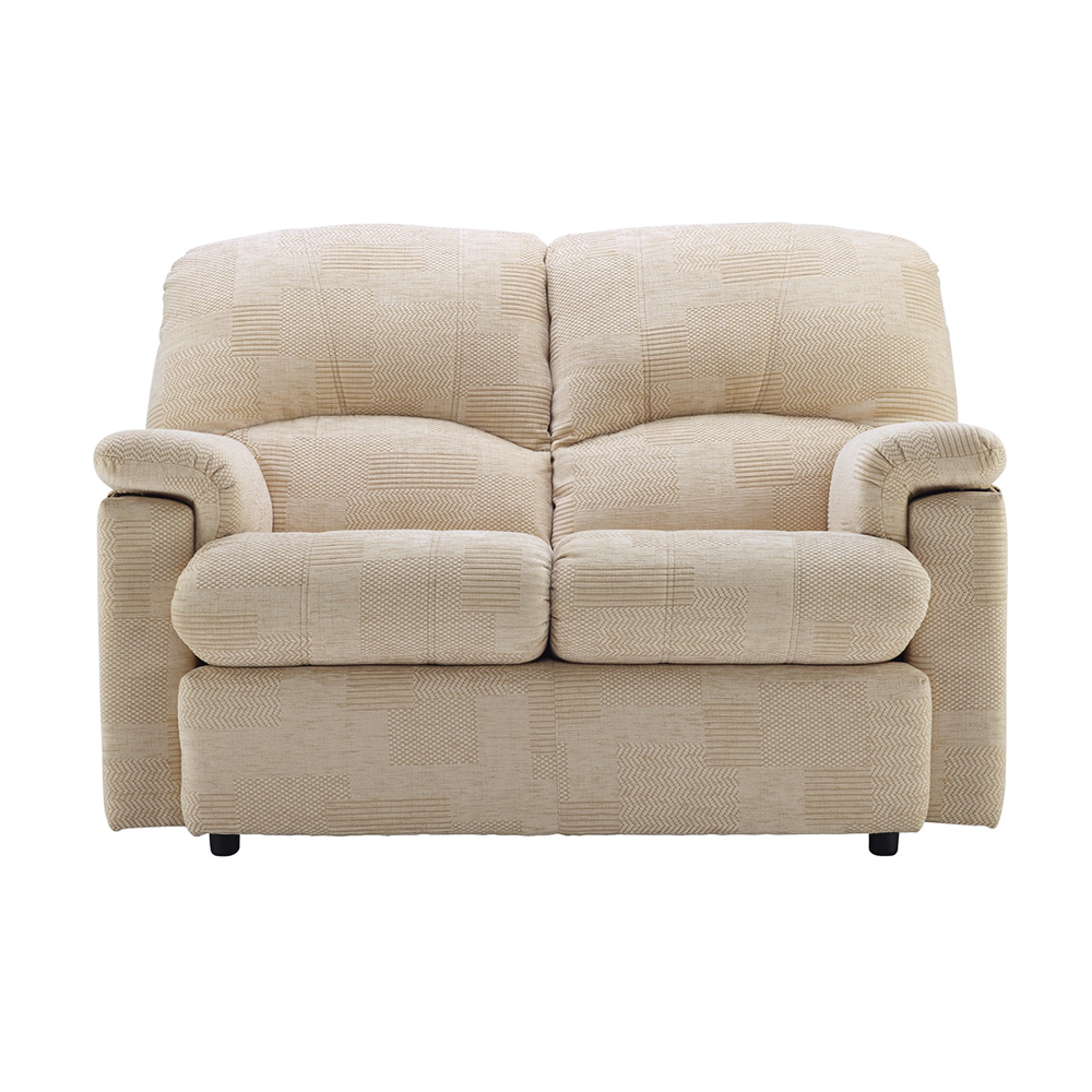 CHLOE SMALL 2 STR SOFA (LOOM FABRIC)